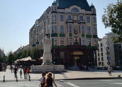 Hotel Moskva em Belgrado, Sérvia