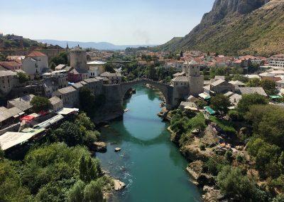 A Ponte Velha de Mostar