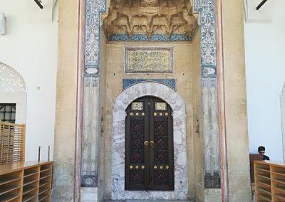 Mesquita em Sarajevo, Bósnia