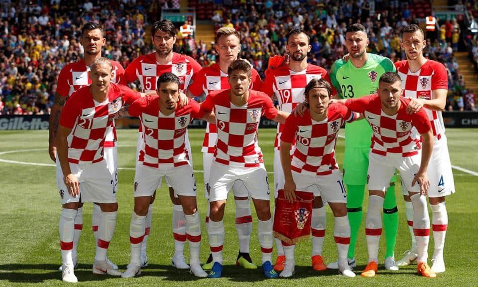 Futebol croacia