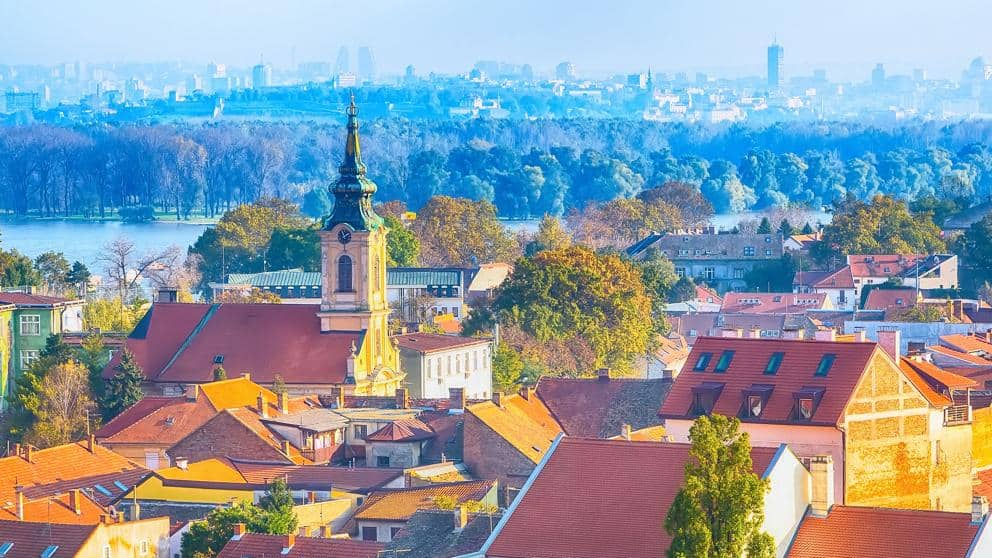 7 motivos para visitar a Sérvia no verão, um destino bonito e barato