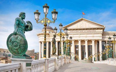 Skopje, a capital da Macedónia, é uma das jóias desconhecidas dos Balcãs