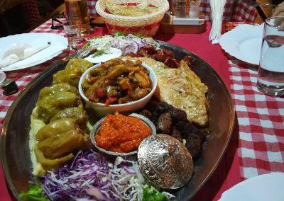 Gastronomia bósnia