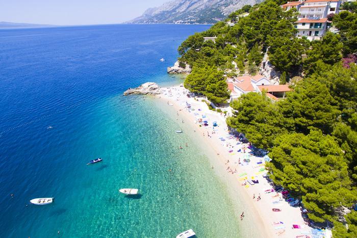 As 5 melhores praias da Riviera de Makarska, na Croácia