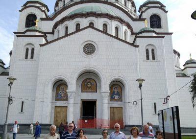 Templo de São Sava, Belgrado