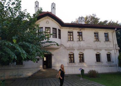 Palácio do séc. XIX em Belgrado