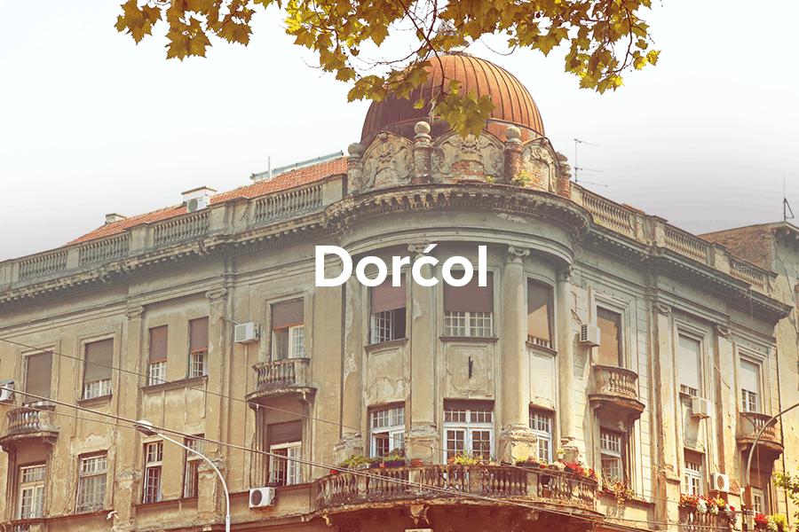 Belgrado ao detalhe: o bairro de Dorcol