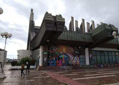 Centro Juvenil e Desportivo em Pristina, Kosovo