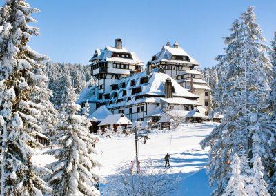 Estação de ski de Kopaonik, na Sérvia