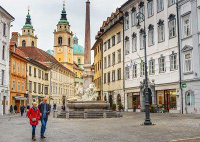 Ljubljana, capital da Eslovénia