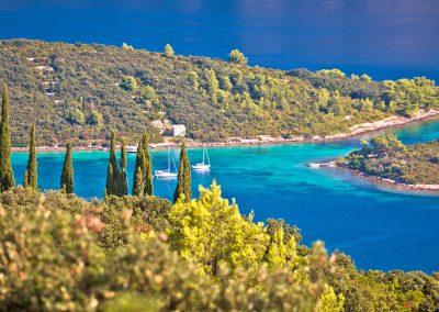 Ilha de Korcula, Croácia