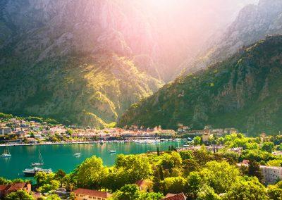 Kotor, no Montenegro