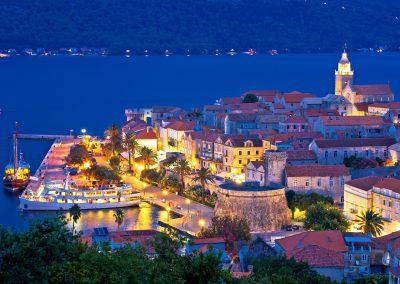 Korcula, Croácia