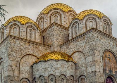Igreja em Skopje, Macedónia