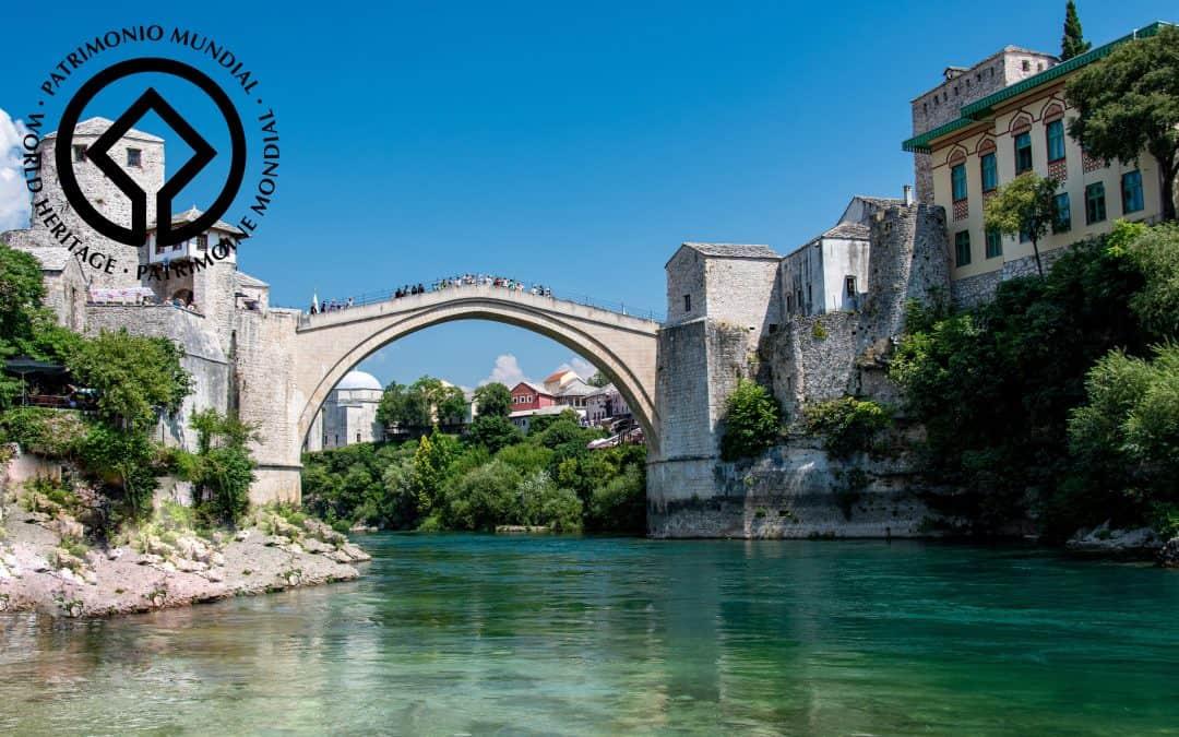 Património Unesco na Eslovénia e Bósnia